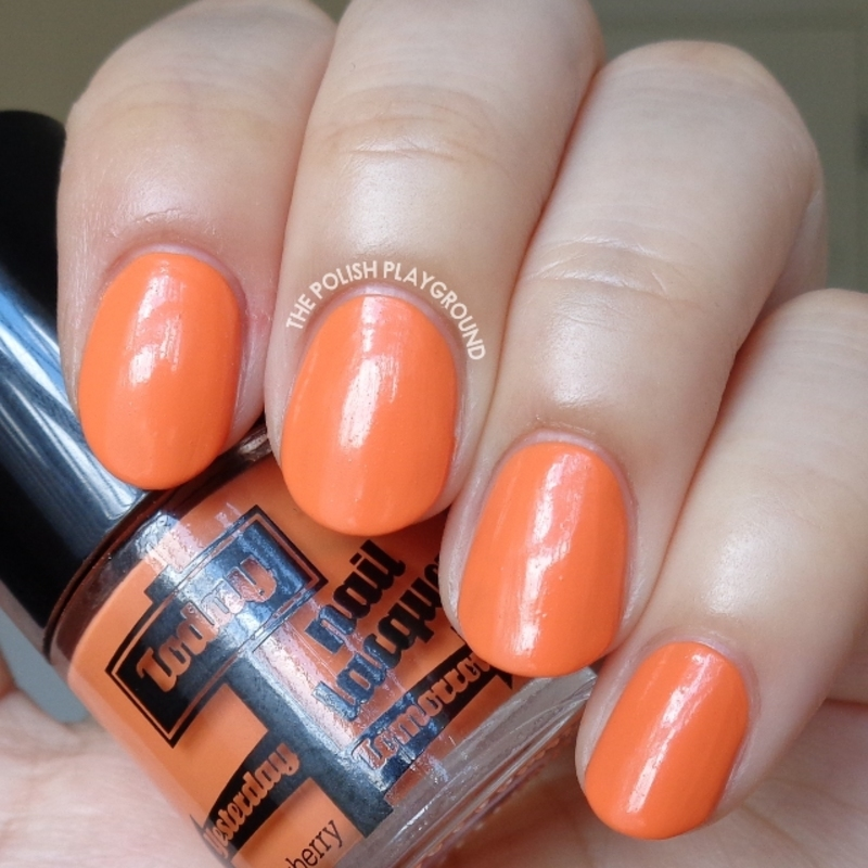 Dearberry Today Nail Lacquer #20 Fantasy Swatch by Lisa N