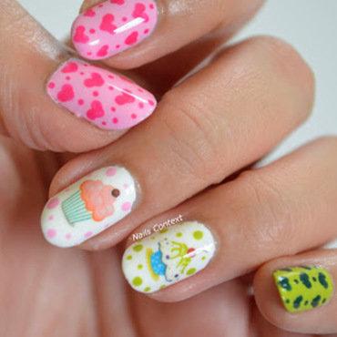 heart nail art nail art by beautybigbang