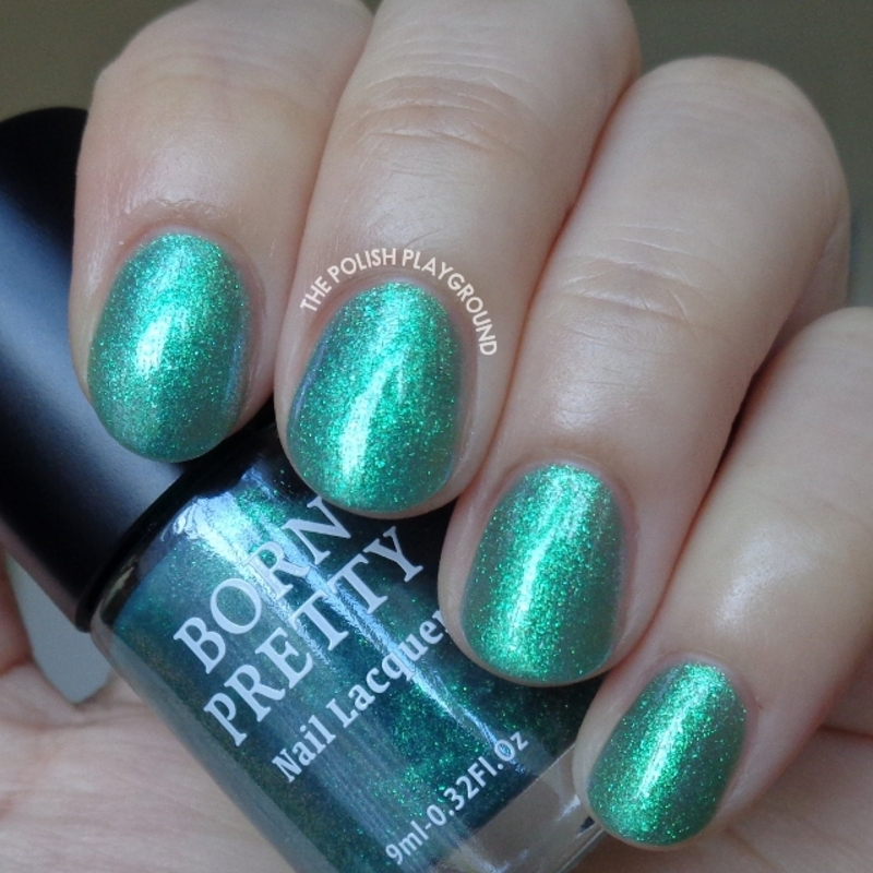 Born Pretty Z004 Life Narration Swatch by Lisa N