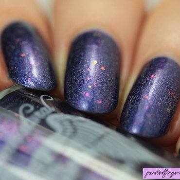Purple angled supernatural como se llamacorn thumb370f