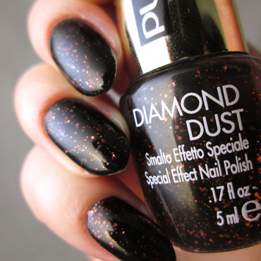Pupa Diamond Dust 01 Swatch by Yenotek