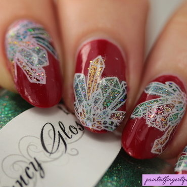 All that glitters crystal nail art thumb370f