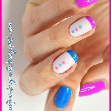 Candies nail art by ELIZA OK-W
