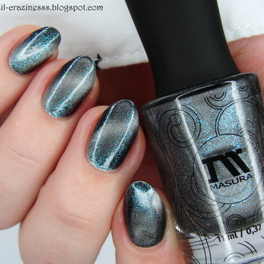 Masura Galaxy Collisions Swatch by Nail Crazinesss