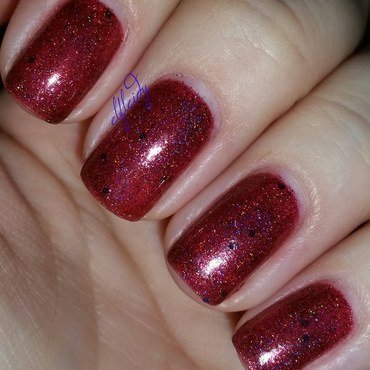 Turtle Tootsie Polishes DP Swatch by Jenette Maitland-Tomblin