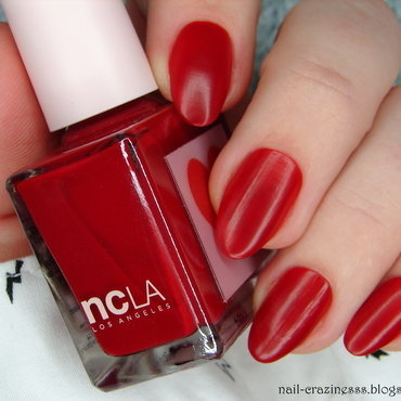 NCLA He loves you not Swatch by Nail Crazinesss