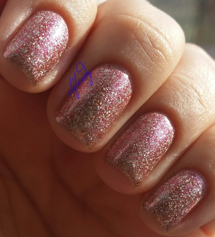 Polished For Days Cupid Swatch by Jenette Maitland-Tomblin