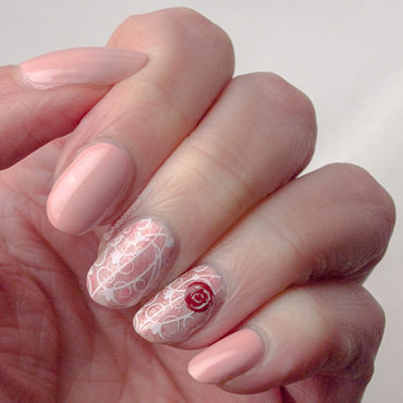 #52weeknailchallenge - week 7: Valentine's Day nail art by What's on my nails today?