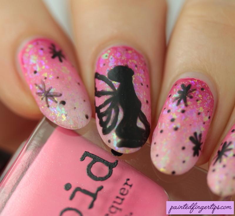 Fairy Nail Art: Fairy Nail Art Nail Art By Kerry_Fingertips