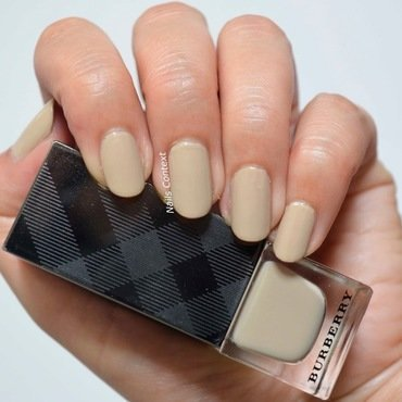 Burberry Stone no 104 Swatch by NailsContext