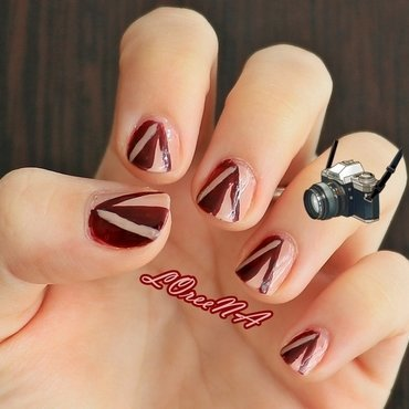 Naked Passion - Make Me Sexy! nail art by LOreeNA