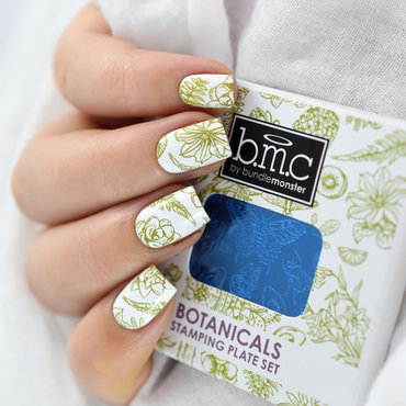 Bundle monster botanicals stamping collection 20 5  thumb370f