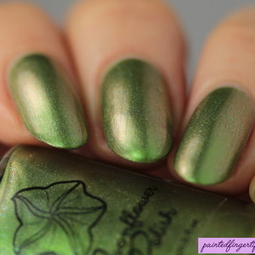 Moonflower Polish Tortuga Swatch by Kerry_Fingertips