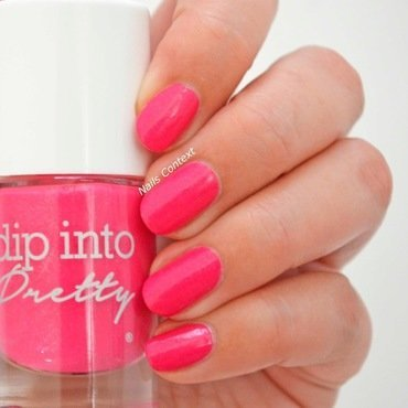 Dip Into Pretty Dip Into Pretty Swatch by NailsContext