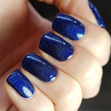 F.U.N Lacquer Starry Night of the Summer Swatch by Emmelie Slotboom