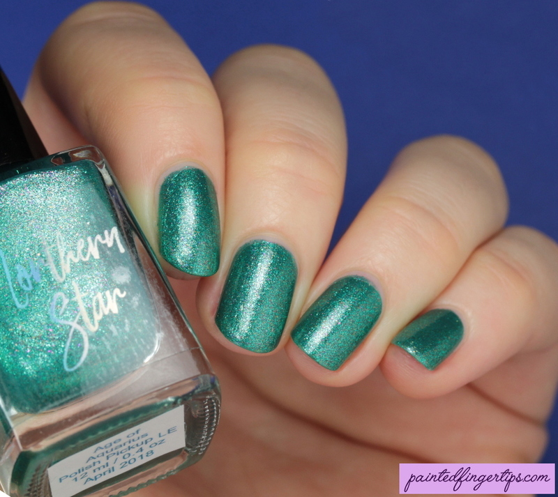 Northern Star Age of Aquarius Swatch by Kerry_Fingertips