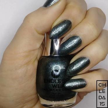 """Finger Paints 806354 """"Great Graphite!"""" Swatch by chleda15"""
