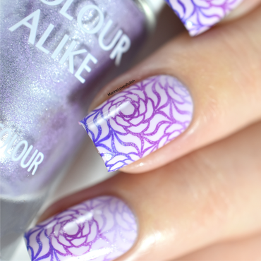 Colour alike pantone stamping pink lavender spring crocus ultraviolet bpl  20 6  thumb370f