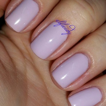 China Glaze Are You Orchid-ing Me? Swatch by Jenette Maitland-Tomblin