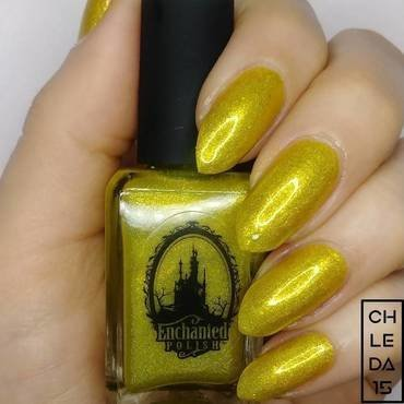 "Enchanted Polish ""House of the Rising Sun"" Swatch by chleda15"