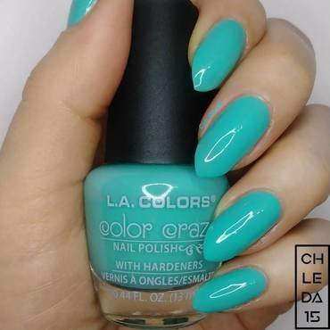 "L.A. Colors CNP51 ""Weekend Escape"" Swatch by chleda15"