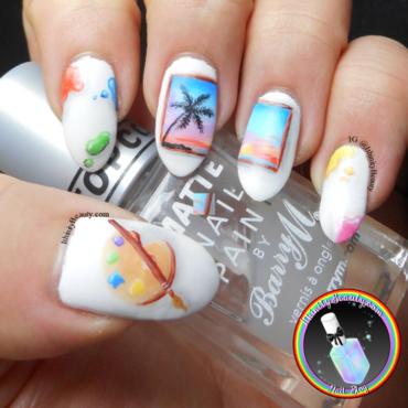 Artist Nail Art nail art by Ithfifi Williams