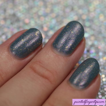 Anchor & Heart Lacquer Rhyme & Reason Swatch by Kerry_Fingertips