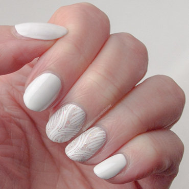 Friday Triad: inspired by Sassy Shelly nail art by What's on my nails today?