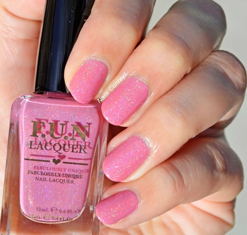 Fun Lacquer Daydream Swatch by NailsContext
