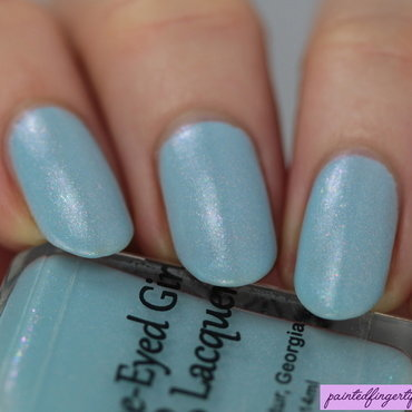 Blue eyed girl lacquer the ancient power thumb370f