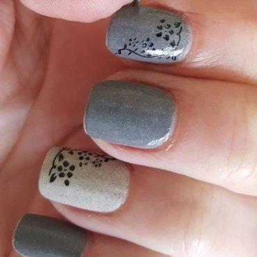 Grey's nail art by Katarinna