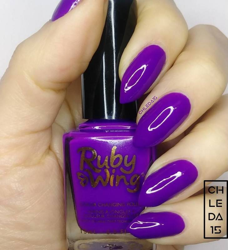 "Ruby Wing RW8370 ""Vibe with Me"" Swatch by chleda15"
