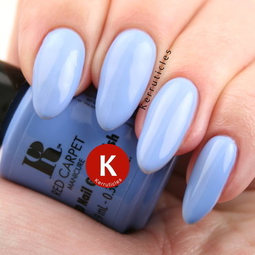 Red Carpet Manicure A Hemline Above The Rest Swatch by Claire Kerr