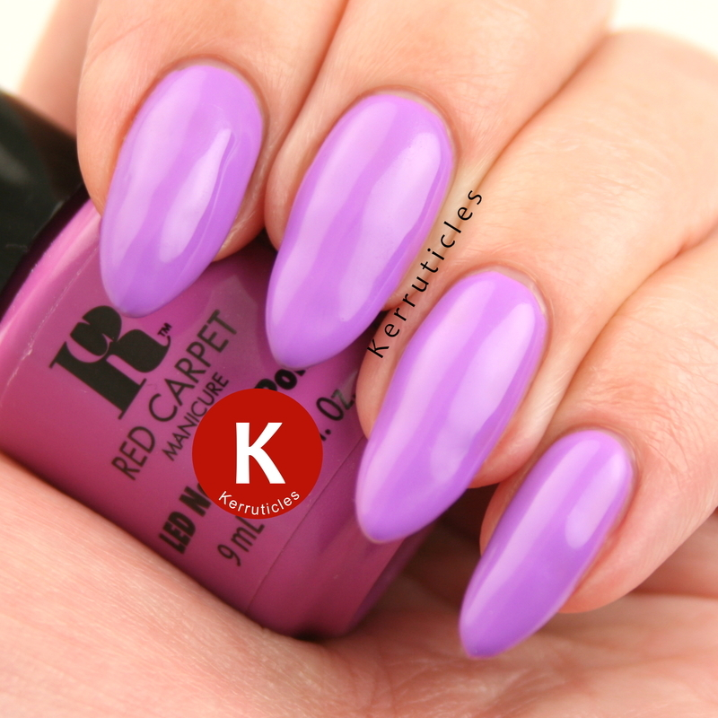 Red Carpet Manicure Best Buds Swatch by Claire Kerr