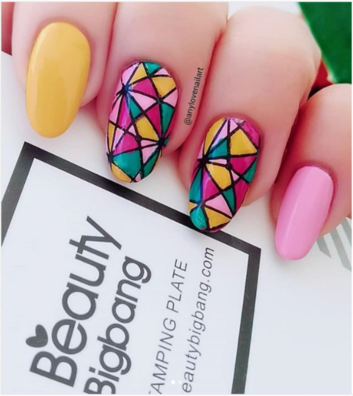 French Nail Art Design And Stamping Nail Art Designs Which Is Better
