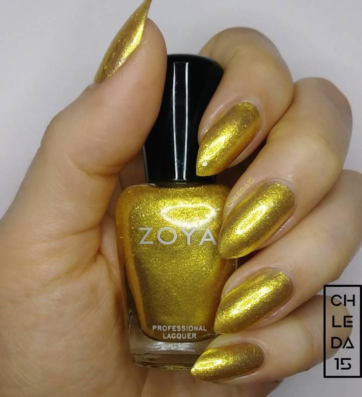 """Zoya ZP684 """"Kerry"""" Swatch by chleda15"""