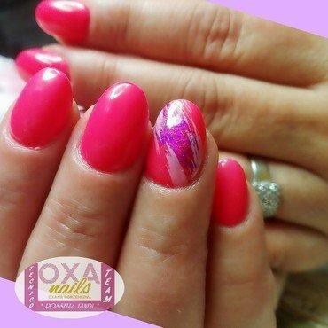 Quick design nail art by Rossella Landi