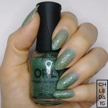 "Orly 20792 ""Sparkling Garbage"" Swatch by chleda15"