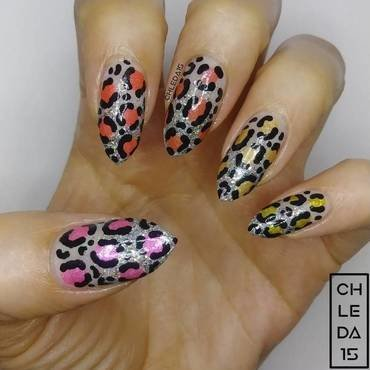 2018 #31 nail art by chleda15