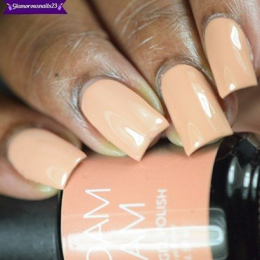 Madam Glam Back To Cali Swatch by glamorousnails23
