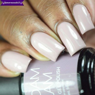 Madam Glam Love Me Nude Swatch by glamorousnails23