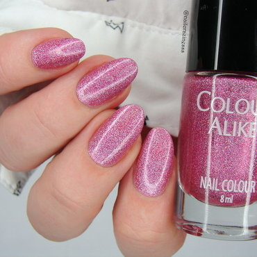 Colour Alike 631 Enjoy it Swatch by Nail Crazinesss