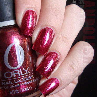 Orly ROck-it Swatch by Lian