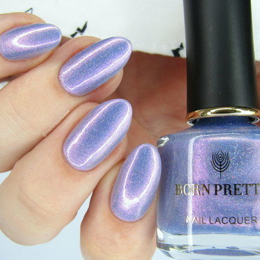 Born Pretty Tender Swatch by Nail Crazinesss