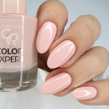 Golden Rose Color Expert 144 Swatch by Nail Crazinesss