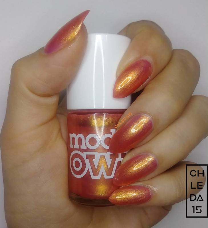 """Models Own NP132 """"Tropical Sun"""" Swatch by chleda15"""
