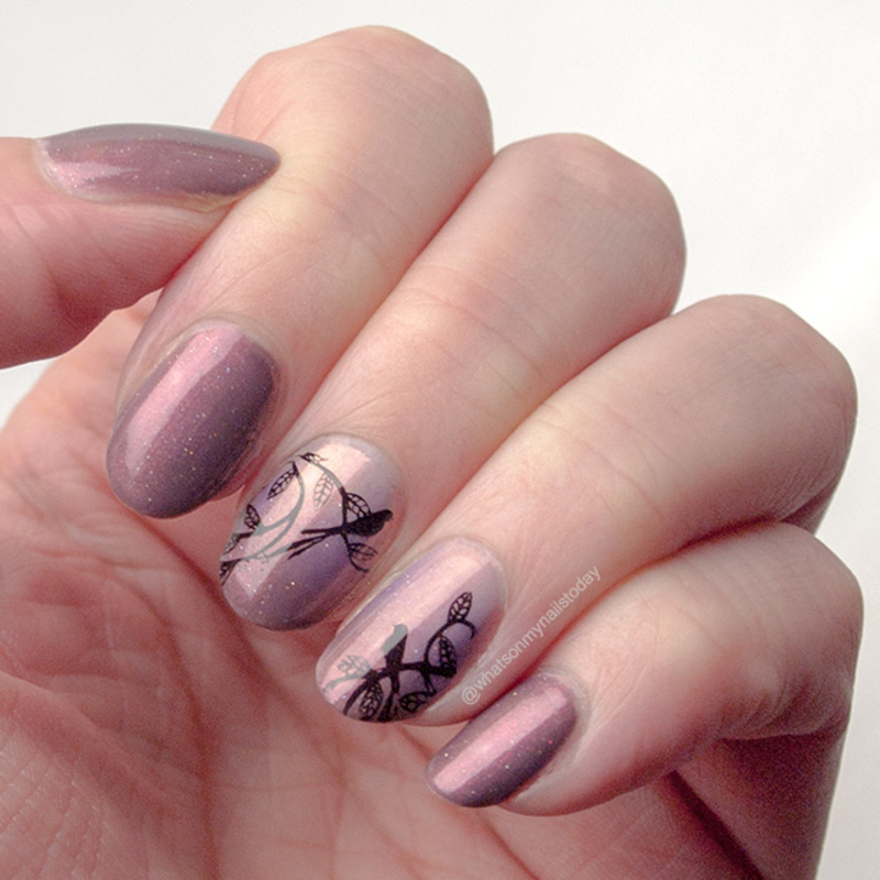 #52weeknailchallenge - week 34: Animal nail art by What's on my nails today?