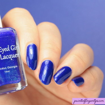 Tiny artworks blue eyed girl lacquer thumb370f