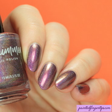 KBShimmer Gopher It! Swatch by Kerry_Fingertips