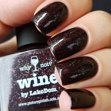 piCture pOlish Wine Swatch by Emmelie Slotboom